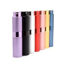15 ml De Parfum Voyage Bouteille Atomiseur 7 Couleurs Parfum Bouteilles Pour Pulvérisation Cas Pompe Parfum conteneurs cosmétiques Portable Mini