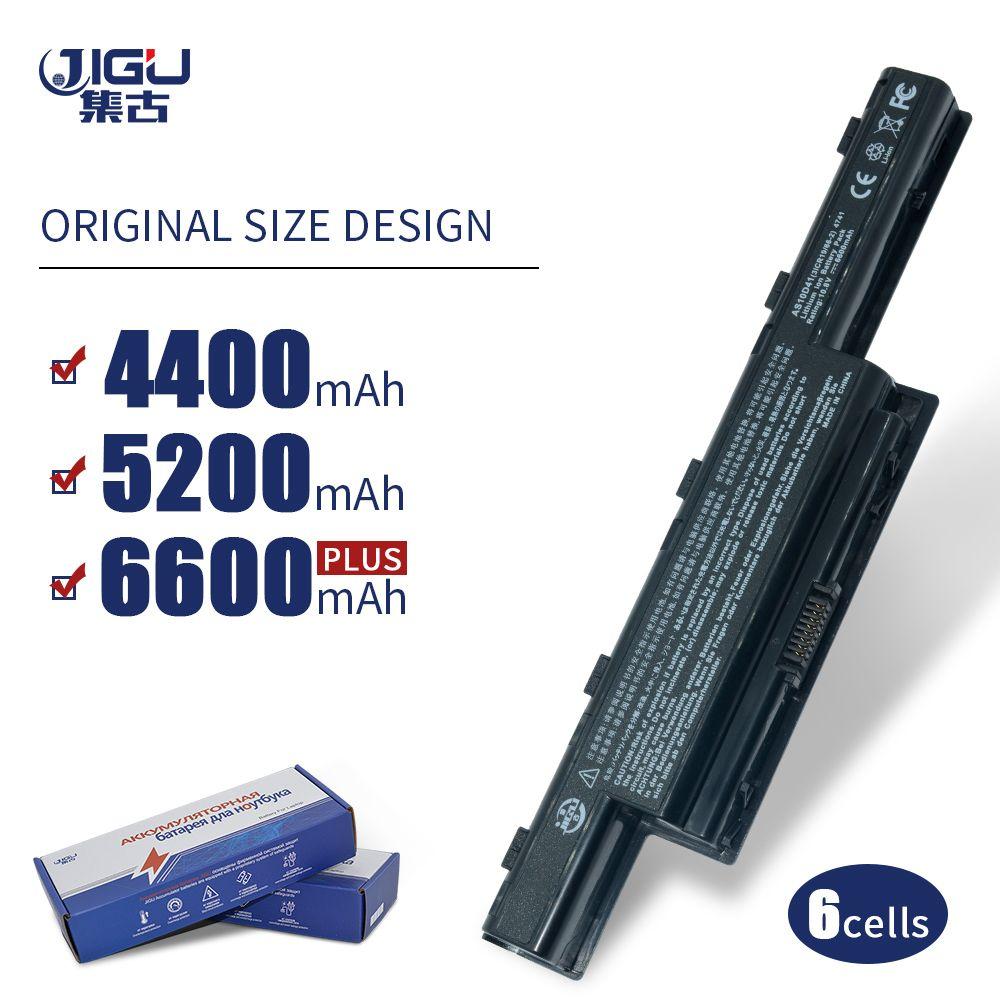 JIGU Batterie D'ordinateur Portable Pour Acer Aspire V3 5741 5742 5750 5551g 5560g 5741g 5750g AS10D31 AS10D51 AS10D61 AS10D71 AS10D75 AS10D81