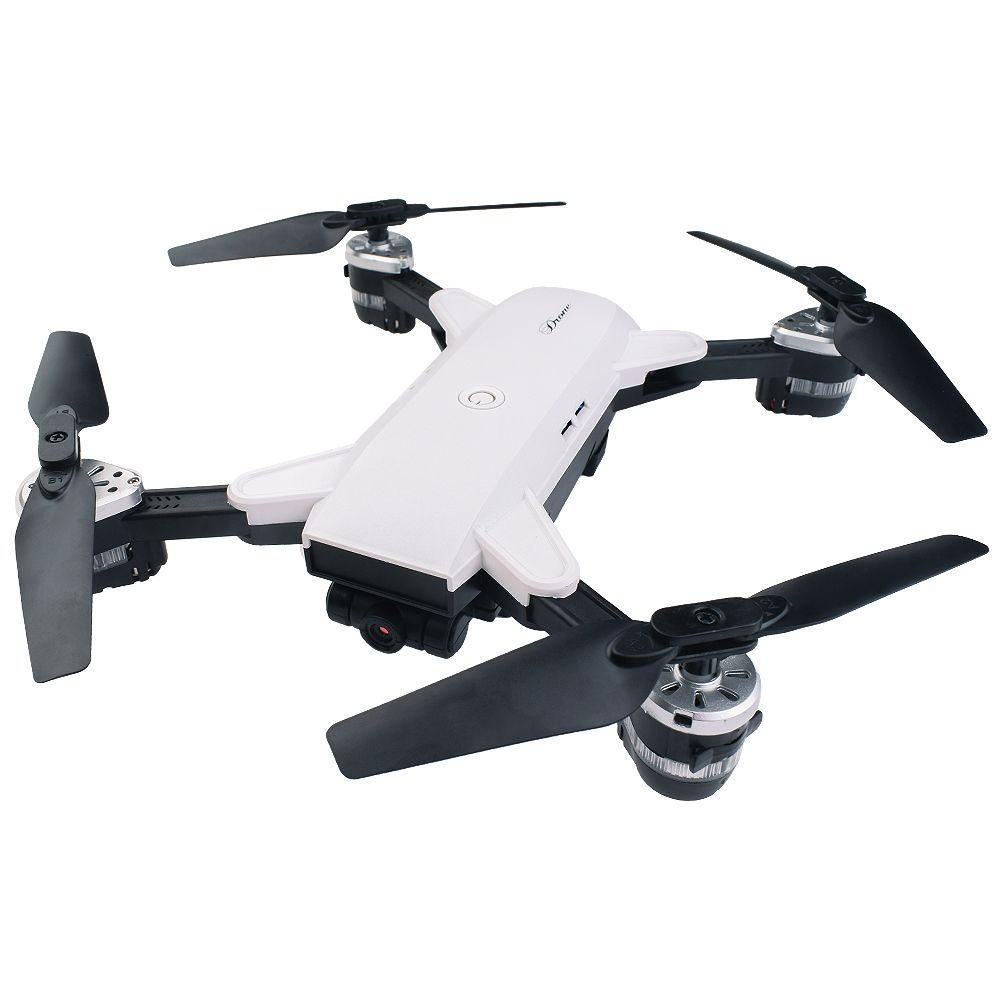 New Foldable Selfie Drone With WIFI FPV Camera RC Drone 6-Axis RC Helicopter Real-Time Quadcopter vs XS809