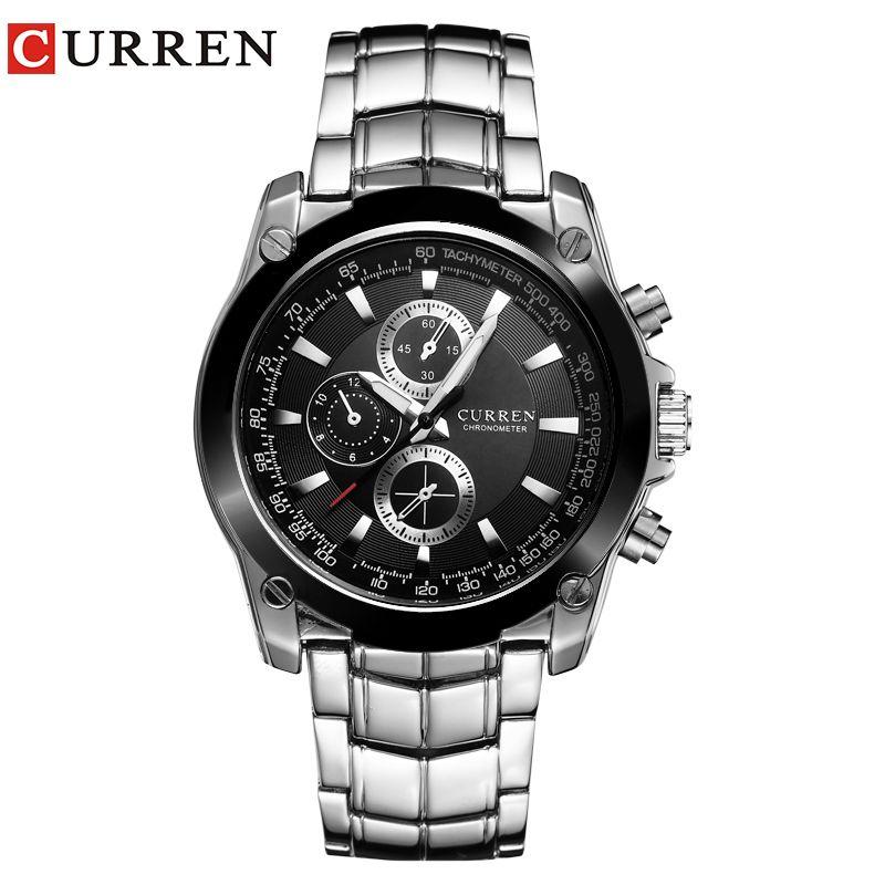 CURREN Watches Men Luxury Brand Business Watches Casual Watch Quartz Watches relogio masculino 8025