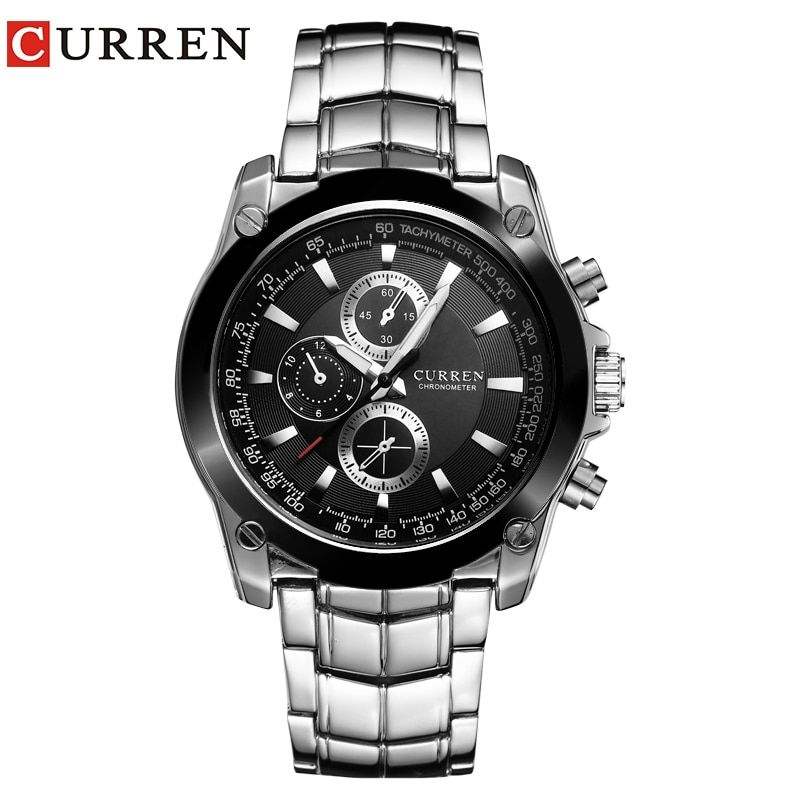 CURREN Watches Men Luxury Brand <font><b>Business</b></font> Watches Casual Watch Quartz Watches relogio masculino 8025