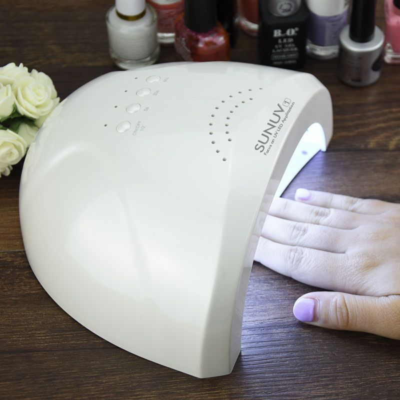 SUNUV SUNone 48W Professional LED Nail Lamp UV Lamp Nail Dryer Nail Curing Nail Gel Lamp