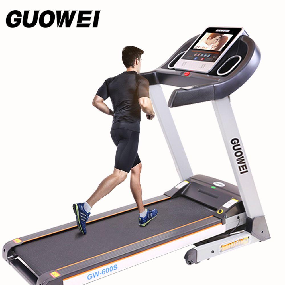2017 elektrische Laufband Für haus Fitness Ausrüstung Für Gewicht Verlust Übung Ausrüstung Laufende Maschine Fitness Laufende Maschine