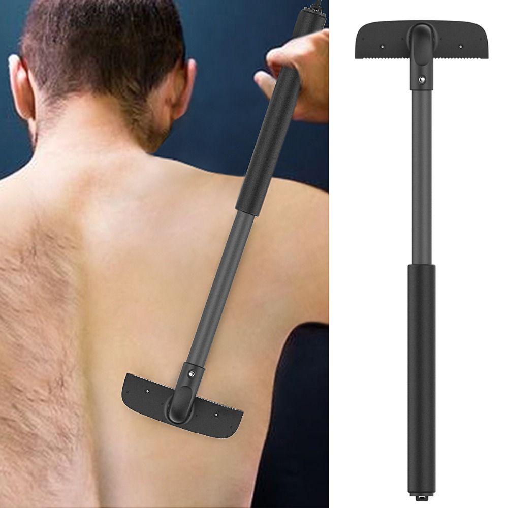 Haute qualité Réglable Dos Extensible Rasoirs pour Hommes Tondeuse À Cheveux Dos Rasoir