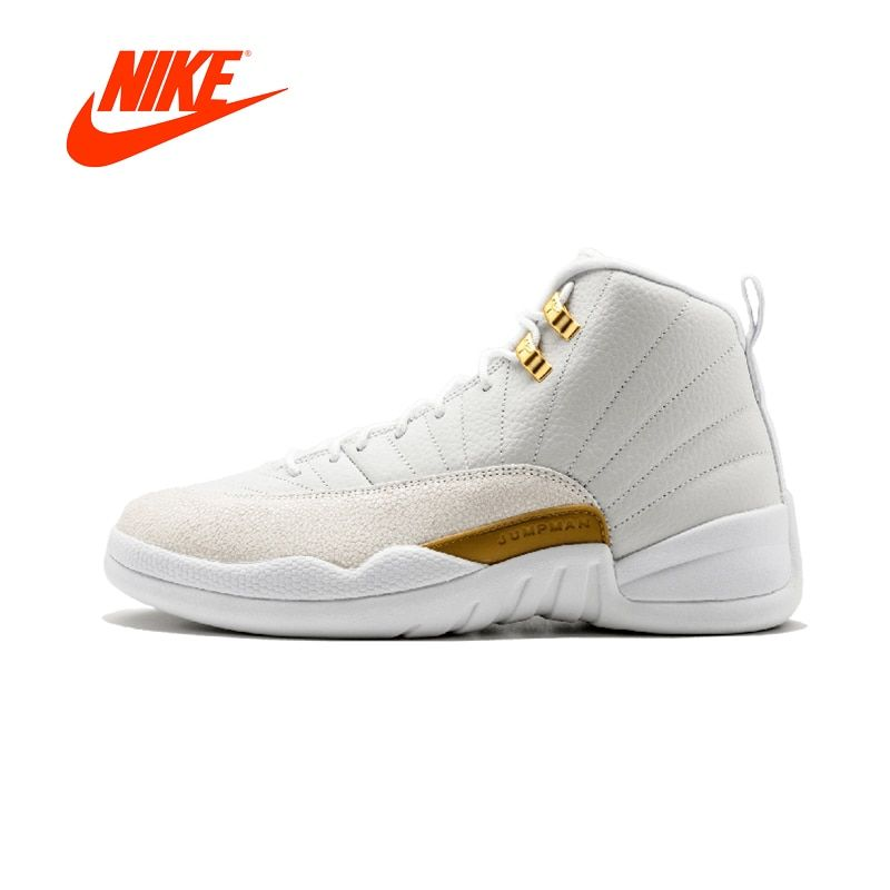 Original Neue Ankunft Authentic NIKE Air Jordan 12 Retro OVO
