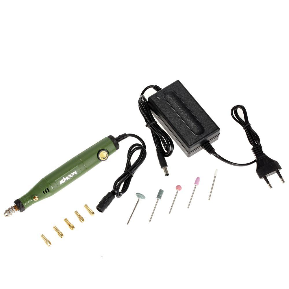 Mini Electric Grinding Set Drill Grinder Tool Milling Trimming Polishing Drilling Cutting Engraving Tool Kit AC110-230V