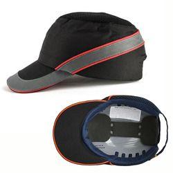 Benjolan Topi Keselamatan Kerja Keamanan anti-dampak Ringan Helm Helm Musim Panas Bernapas Mode Topi Kasual Tabir Surya Pelindung