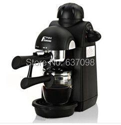 china Fxunshi MD-2001 5bar High pressure steam 0.24L cafe machine Italian coffee maker espresso household Cappuccino Milk foam