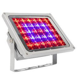 Светодиодный светильник для выращивания растений 12 Вт 40 Вт 60 Вт 100 Вт полный спектр садоводства прожектор лампа для внутреннего сада цветущ...