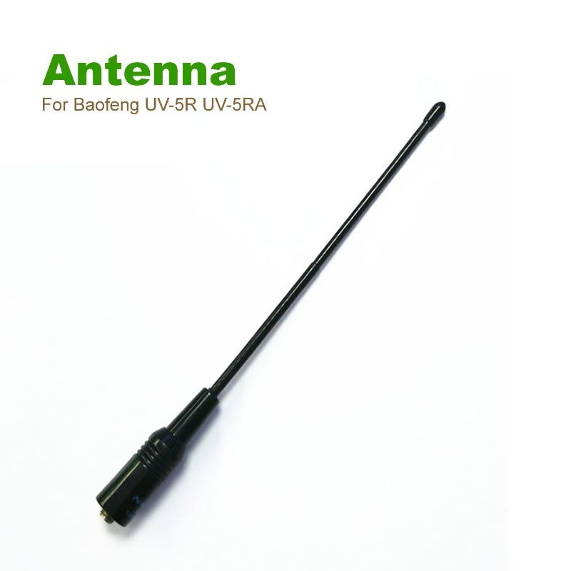 10pcs Baofeng UV-5R UV-5RA UV-B5 BF-888S Two Way Radio High Gain NA701 Sma-Female 144/433MHz Radio Antenna