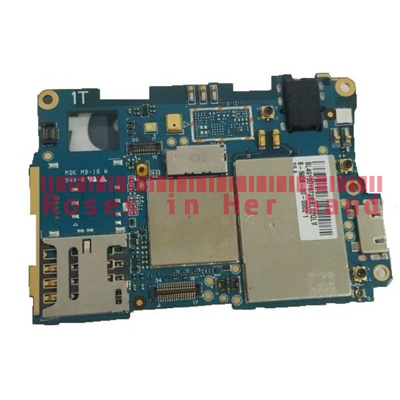 Original Unlocked For Sony Xperia E3 Single-SIM D2203 D2206 D2243 D2202 Motherboard Mainboard Logic Mother Circuit Board Lovain