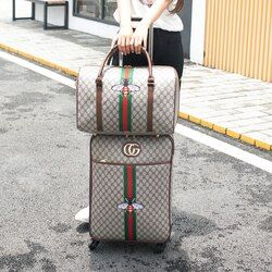 Contraseña Personal caja de equipaje madre versión coreana masculina fresca pequeña maleta de caja 20 pulgadas maleta