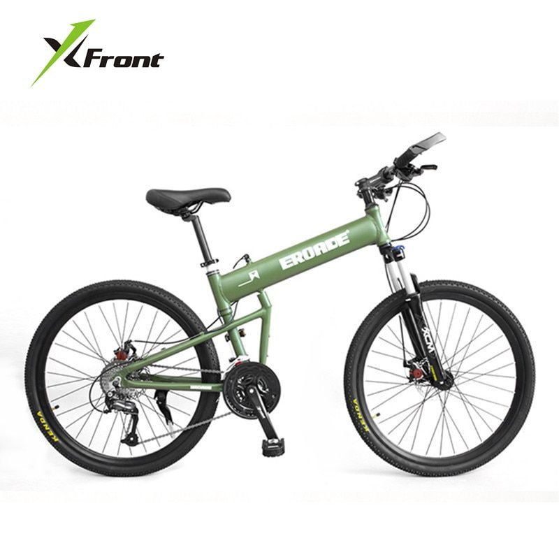 New Brand Mountain Bike 24 26 29 inch Wheel Aluminum Alloy Frame Quick-Release Damping bicicleta Outdoor Sports MTB Bicycle