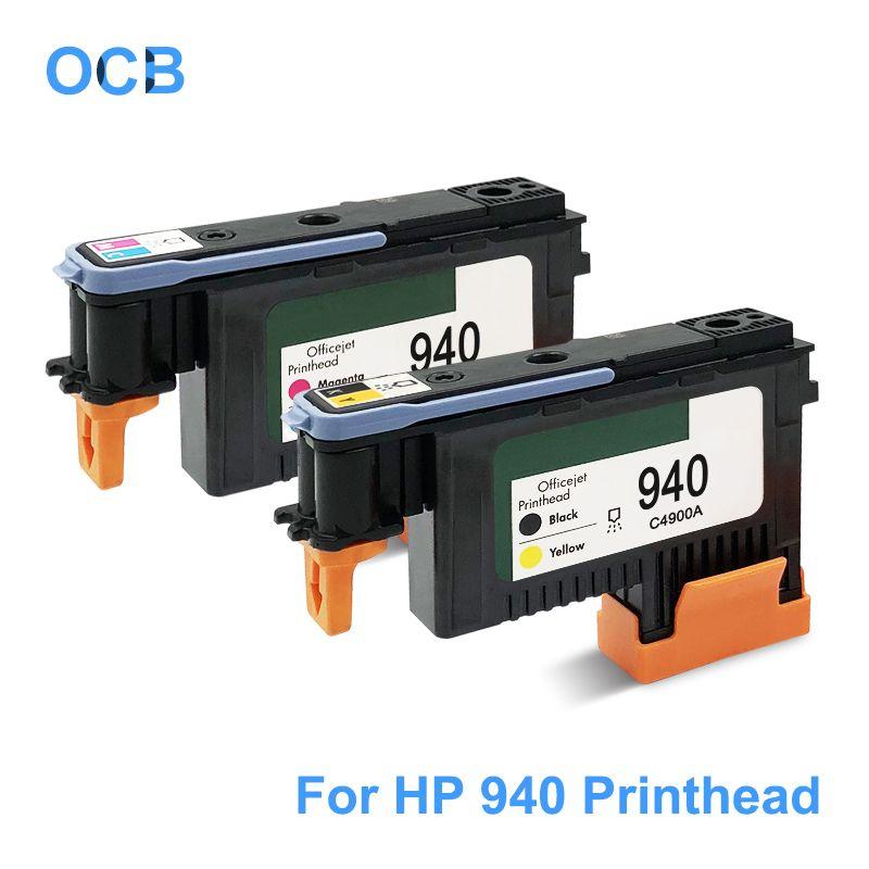 Pour HP 940 Tête D'impression C4900A C4901A 940 Tête d'impression Pour HP Officejet Pro 8000 8500 8500A A809a A809n A811a A909a A909n A909g A910a