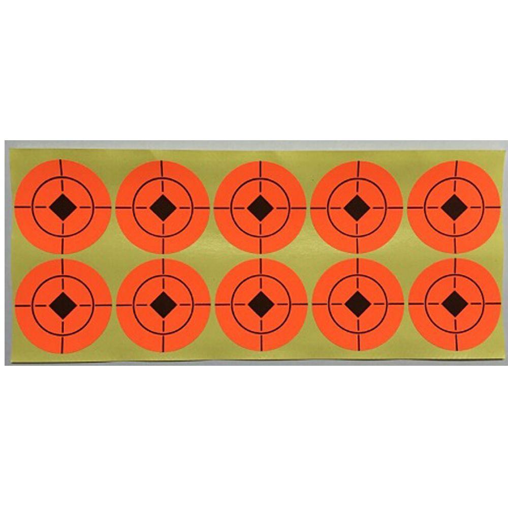 Alta visibilidad focalización etiqueta diámetro 1.5