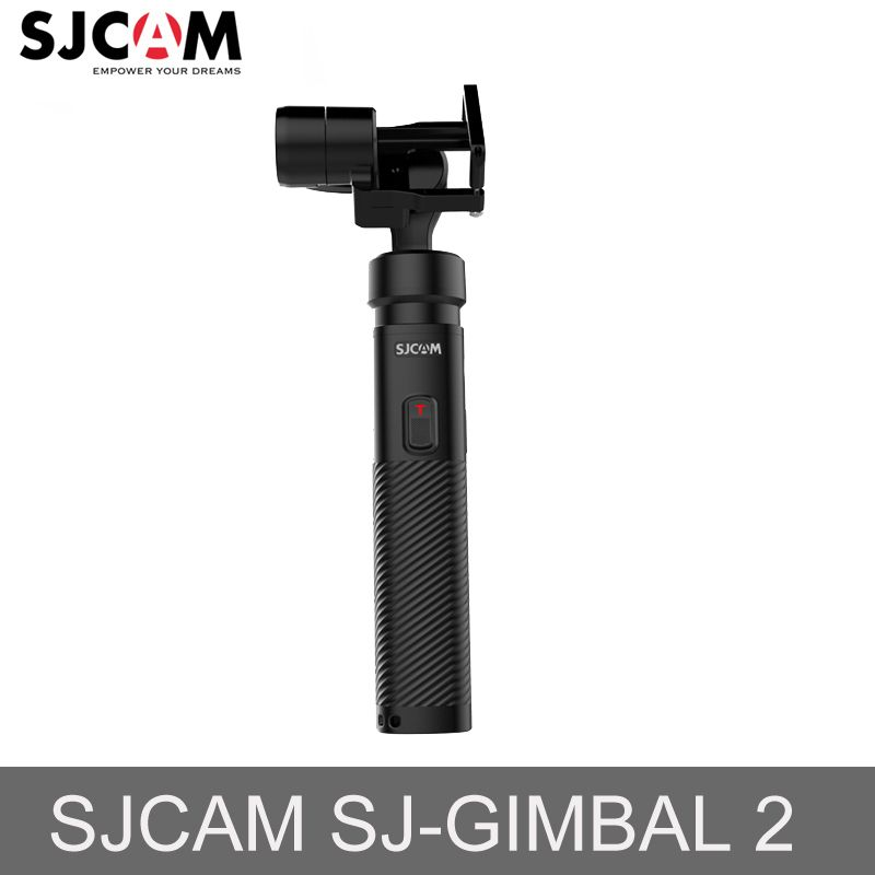 SJCAM Handheld 3 Axis Stabilizer Gimbal SJ-Gimbal 2 for GOPRO Hero6/5/4 SONY RX0 YI,SJ8 Series SJ6 Legend SJ7 Star Action Camera