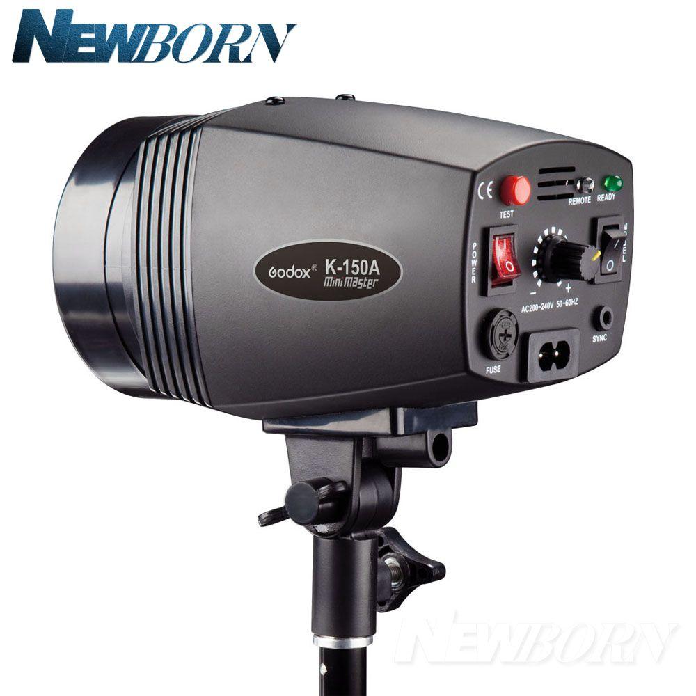 Godox Mini Master K-150A 150W 150Ws Compact Studio Strobe Flash Light 220V 230V