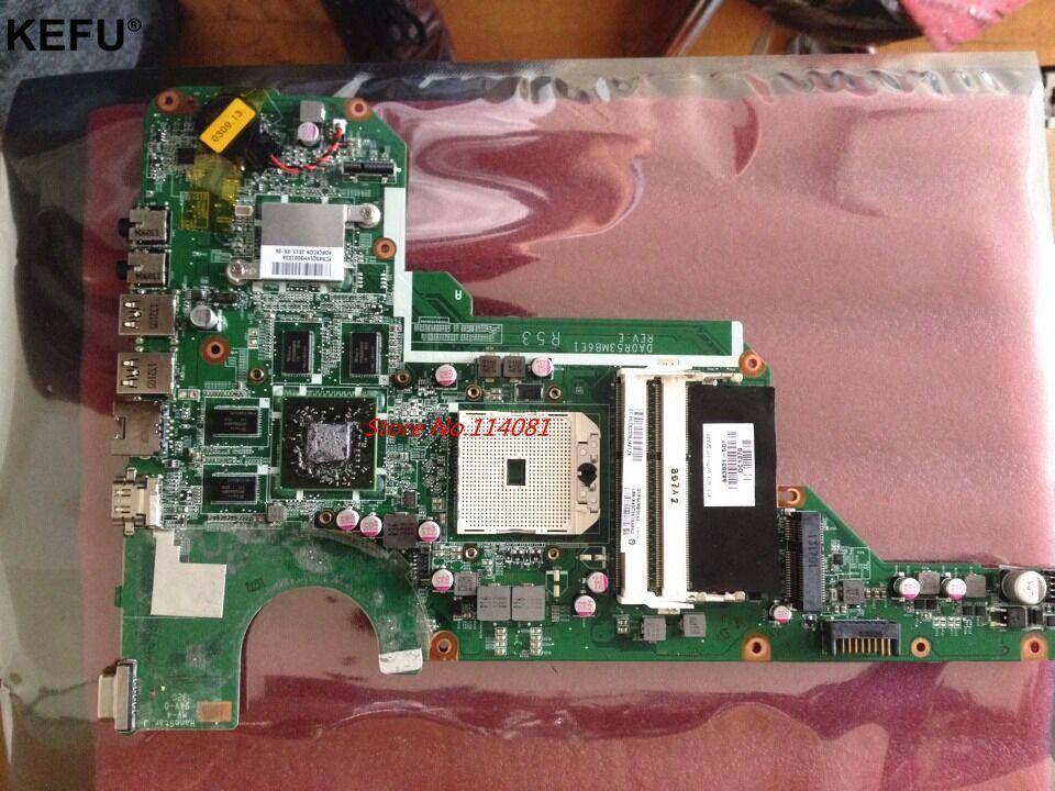 683030-001 683030-501 geeignet für hp G4-2000 G6-2000 G6 Motherboard DA0R53MB6E0 DA0R53MB6E1 HD7670/1G
