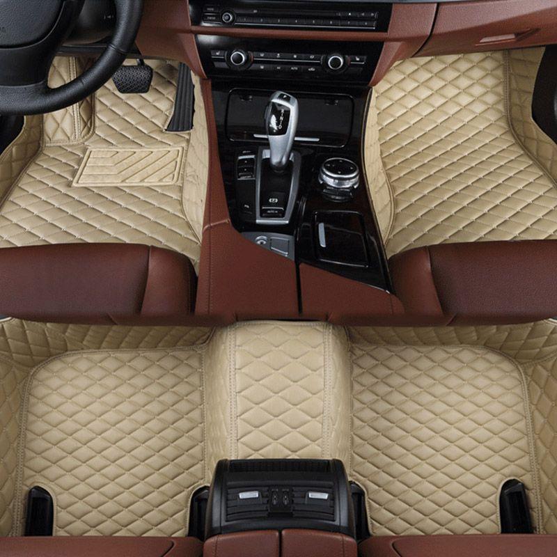 car floor mats for Lexus GT200 ES240 ES250 ES350 GX460 GX470 GX400 GS300 GS350 GS450 IS430 LS460 LS600 LX570 Custom accessories
