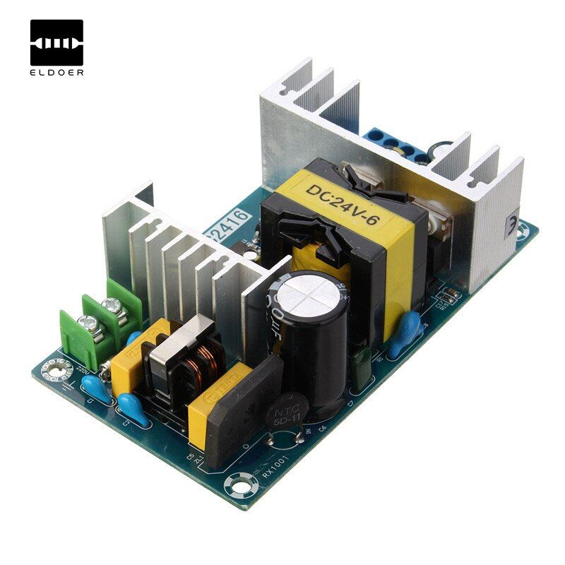 1PC AC 100-240V to DC 24V 9A Power Supply AC-DC switch Power Supply module Board