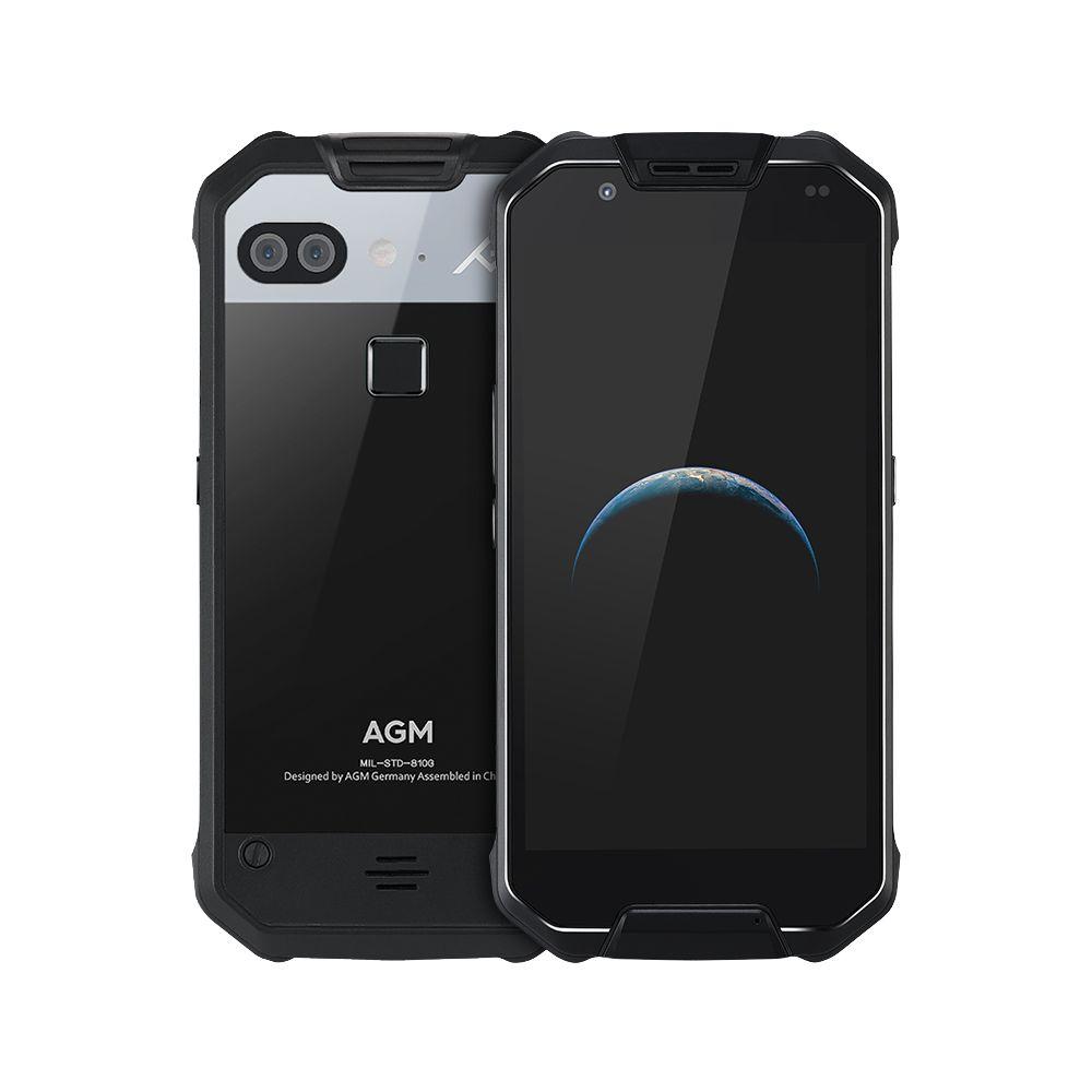 2017 OFFIZIELLE NEUE RELEASE AGM X2 4G Smartphone Android 7.1 IP68 Wasserdicht 5,5