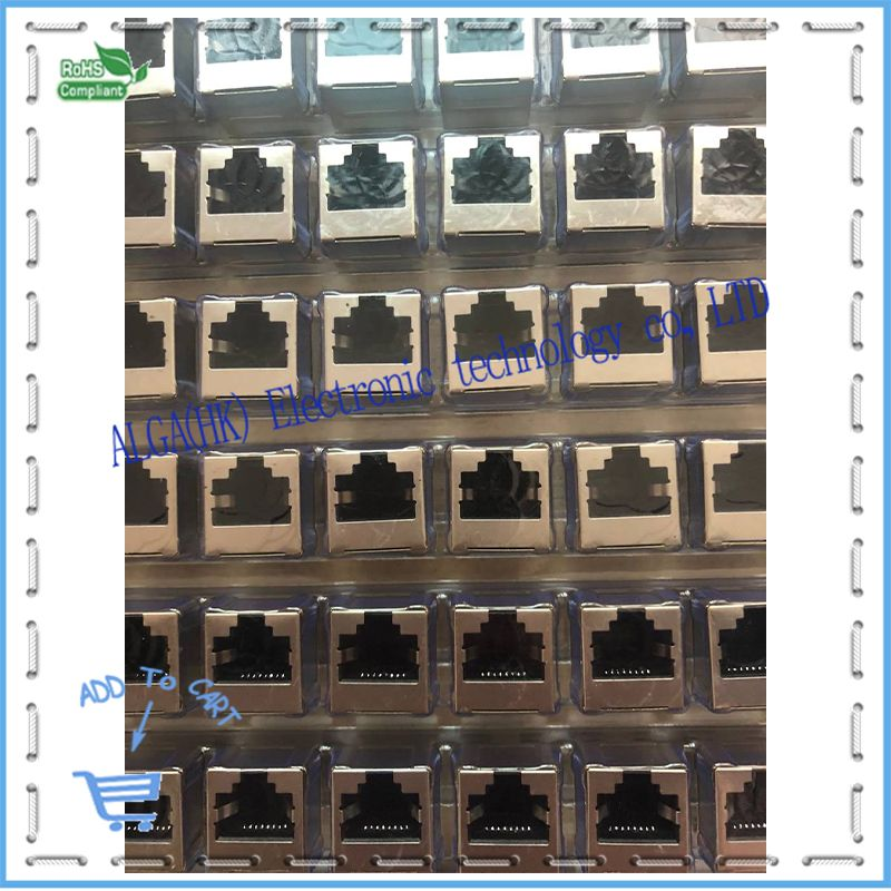 SE33-75X 6X8MM P=4MM 2000pcs and TJ3S-8P8C 1500pcs with free shipping .