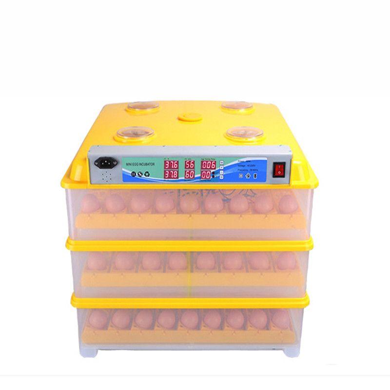 031417 Household 294 egg incubator automatic household incubators incubator for the eggs Automatic humidification Copper motor E