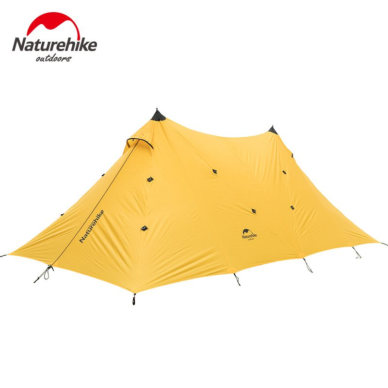 Naturehike 10 Person Large Camping Tent A Tower Tarp Outdoor Base Camp Tents Extra Discount for Japan and Korea