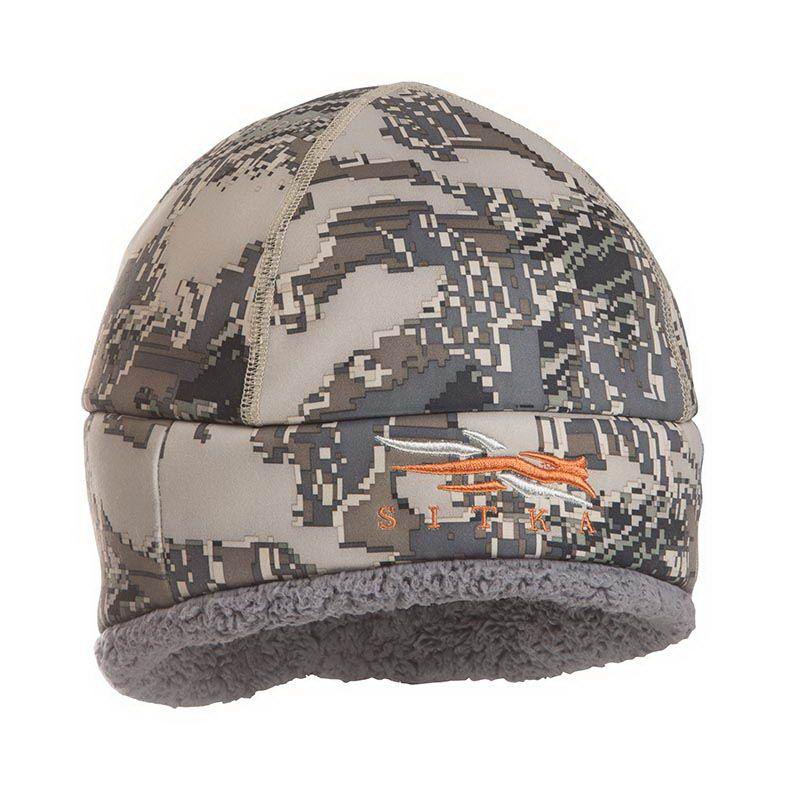 2016 new men sitka hunting thick Windstopper+Primaloft fur SITKA BOREAL BEANIE cap male winter hat