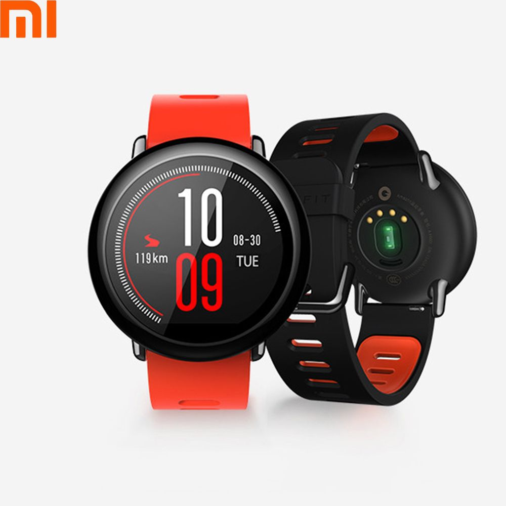 Original Xiaomi English Version Huami AMAZFIT Pace GPS Smart Watch With Heart Rate Monitor Smartwatch Sleep Tracker For Xiaomi 6
