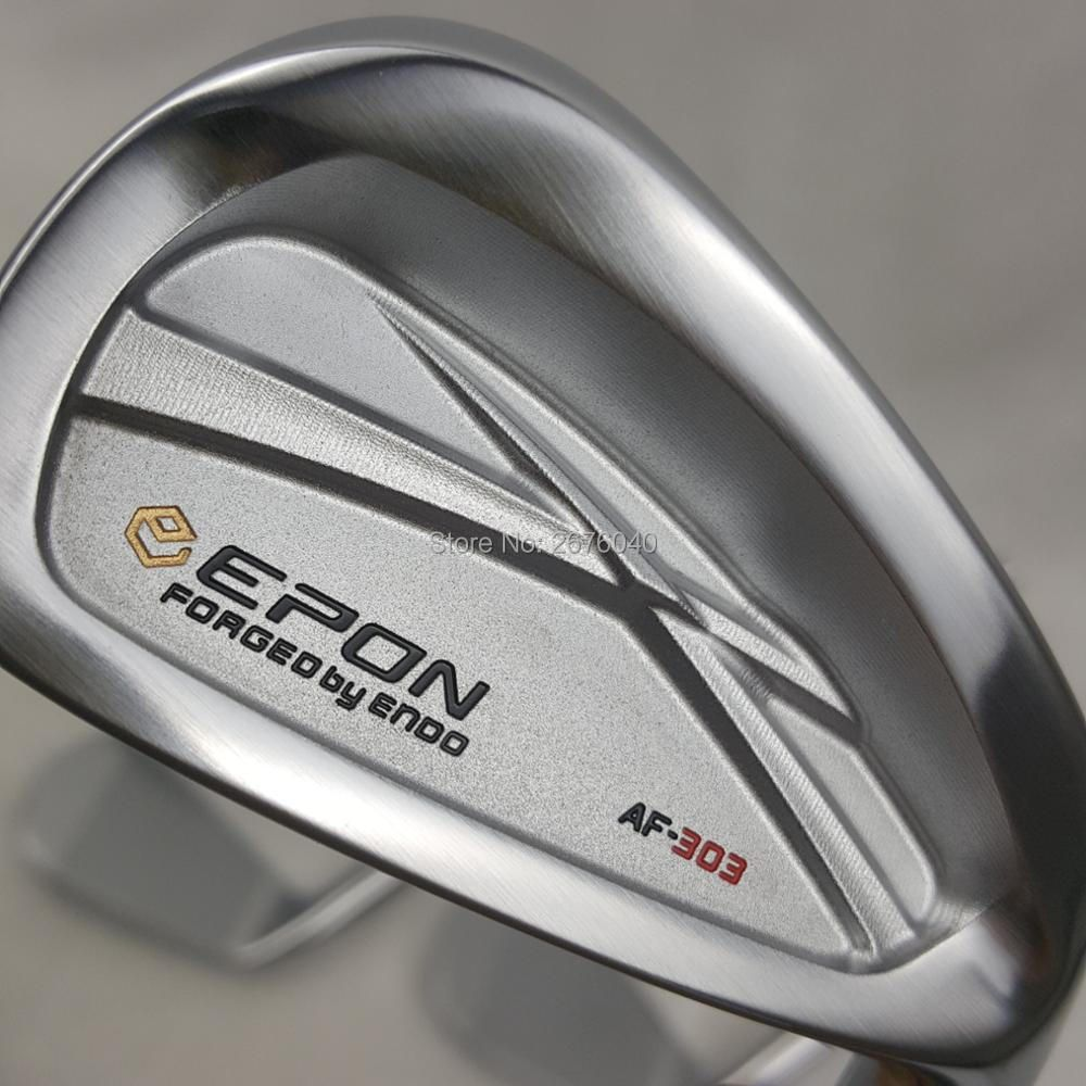 golf clubs golf irons forged AF-303 Endo limited edition golf club set golf club head 7piece