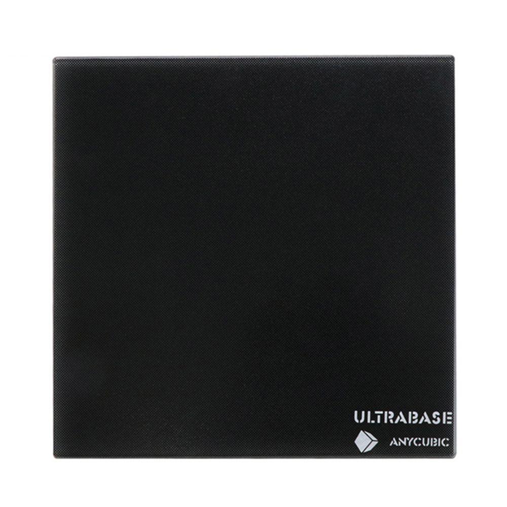 220*220*6/310*310*4mm heatbed Ultrabase Glass Platform Build Surface for anycubic I3 Mega a6 a8 cr10 MK2 MK3 3d printer parts
