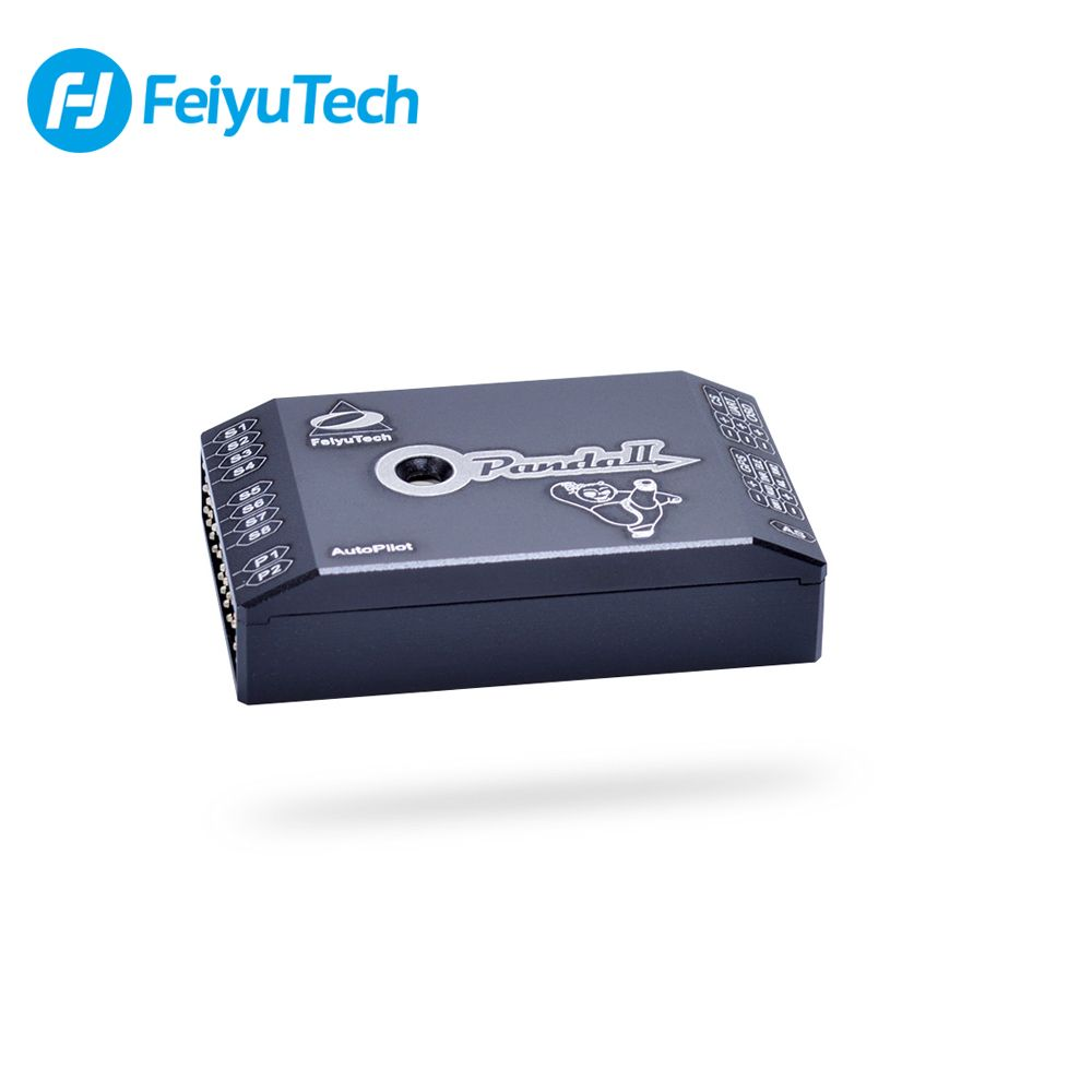 Feiyu ultimate professional autopilot FY-Panda2 /uav flight controller/system with 98waypoints setting for UAV fixed wing