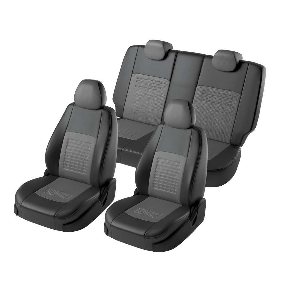 Spezielle sitzbezüge für Lada XRay (Modell Turin Eco-leder)