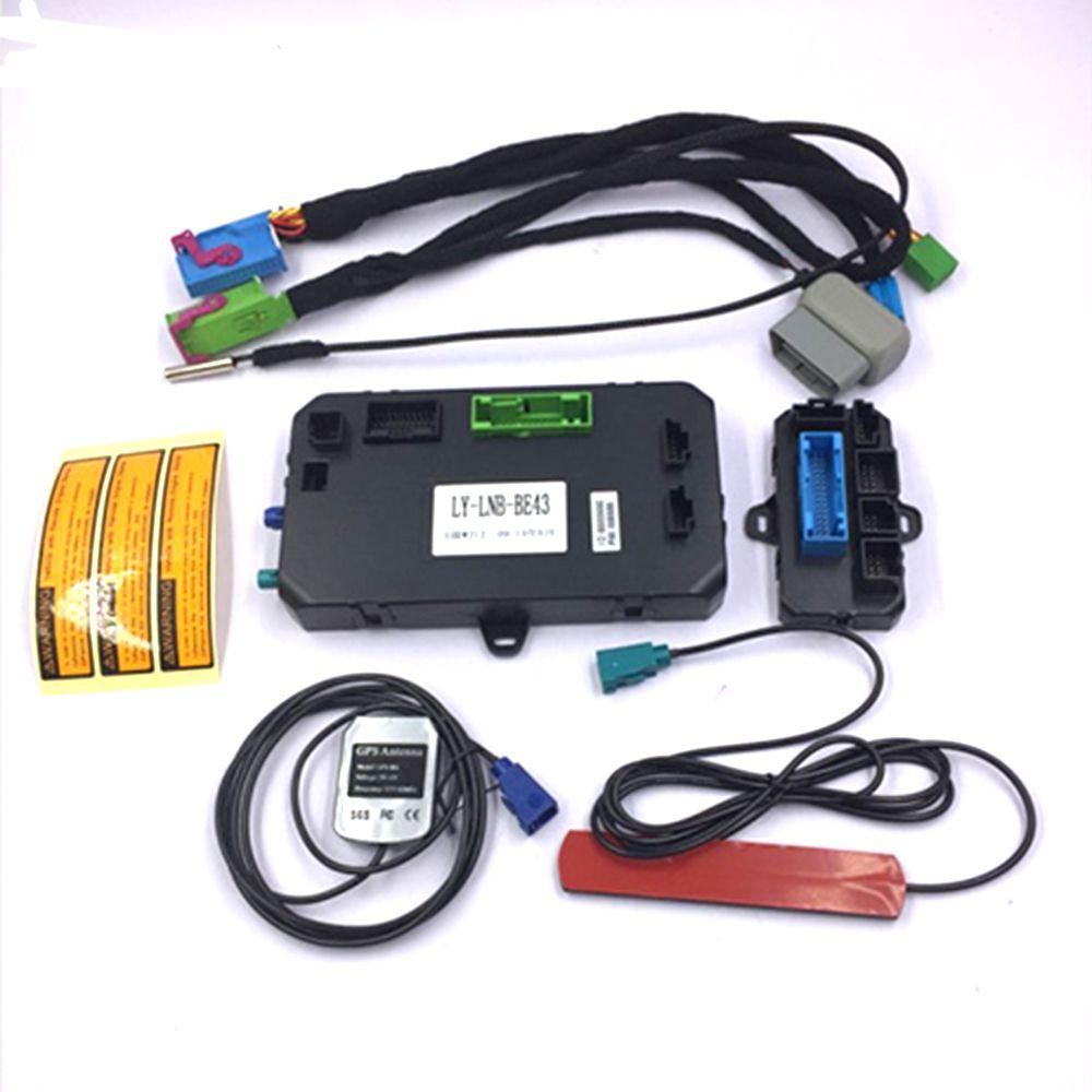 PLUSOBD GSM GPS Smart Phone APP Start Stop Fernbedienung Für Mb Benz W176 W246 X156 W166 W463 X166 Mit oder W/o Keyless Gehen
