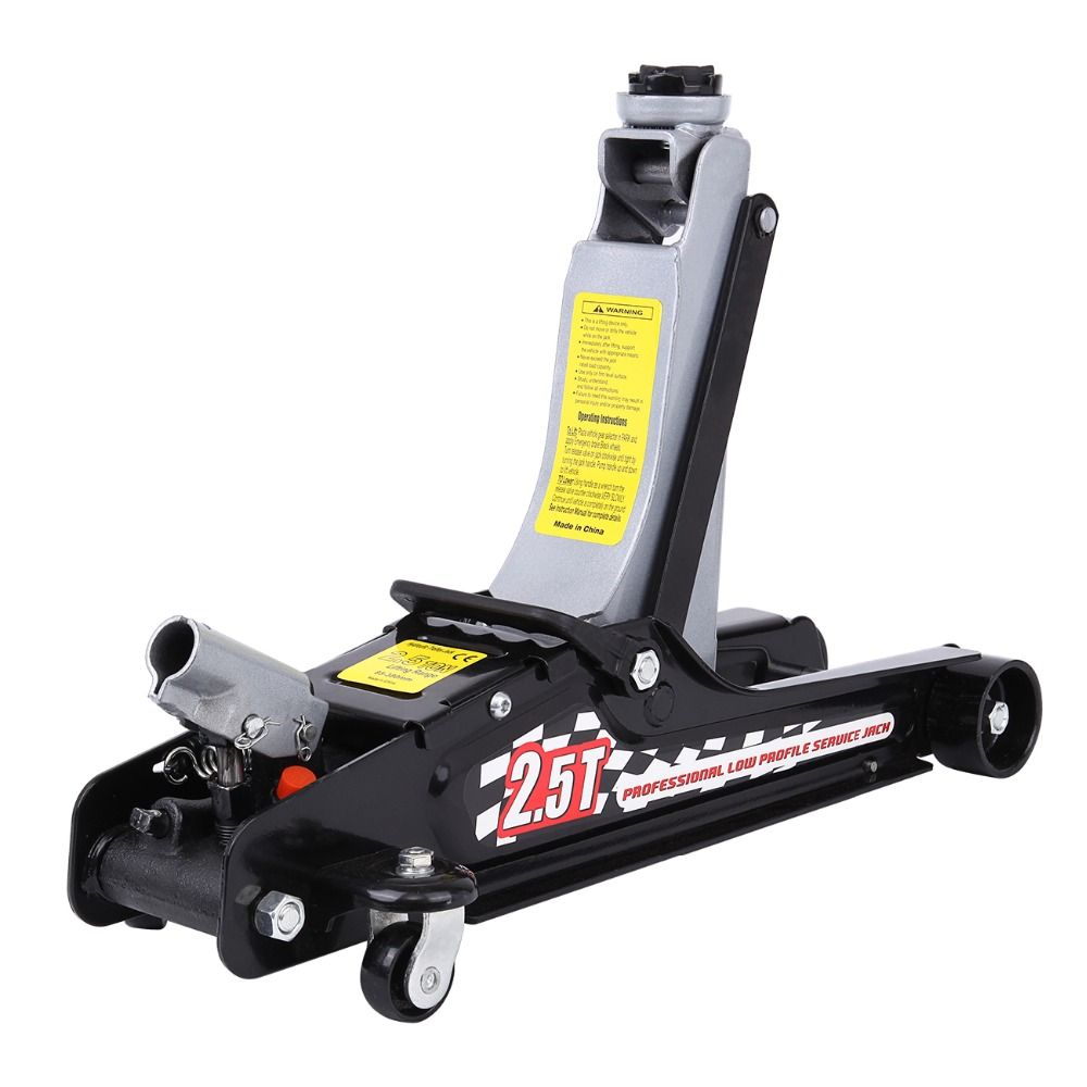 2.5T Car Trolley Lifting Jack Hydraulic Garage Workshop Heavy Duty Tool Lift Van