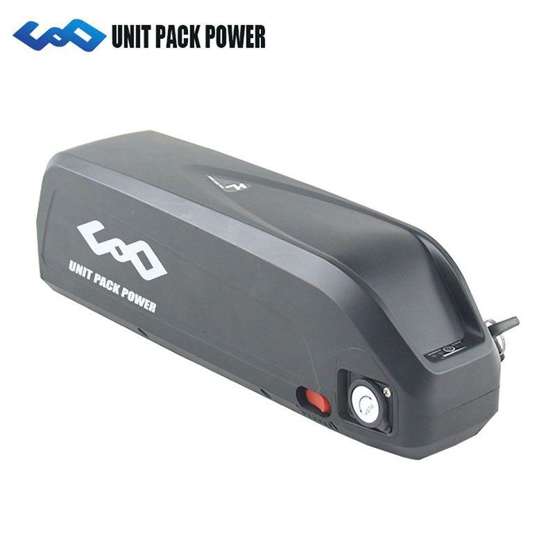 Hailong Batterie 48 V mit Samsung Zelle 48 V 14.5Ah Ebike Lithium-Batterie für Elektrische fahrrad Bafang 1000 W BBS02 750 W 500 W Motor
