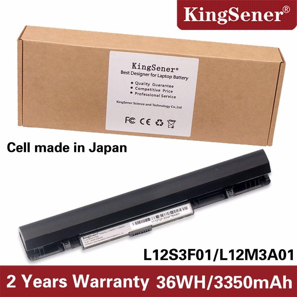 KingSener 10,8 v 3350 mah Korea Zelle Neue L12S3F01 Laptop Batterie für Lenovo IdeaPad S210 S215 Touch L12M3A01 L12C3A01 L12M3A01
