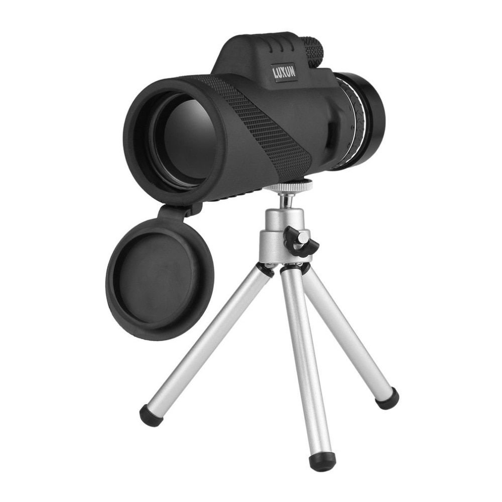 40x60 Field Glasses Standard Hand Size Ultra Wide Angle <font><b>Rotary</b></font> Goggles Professional Hunting HD Powerful Zoom Telescope Handheld