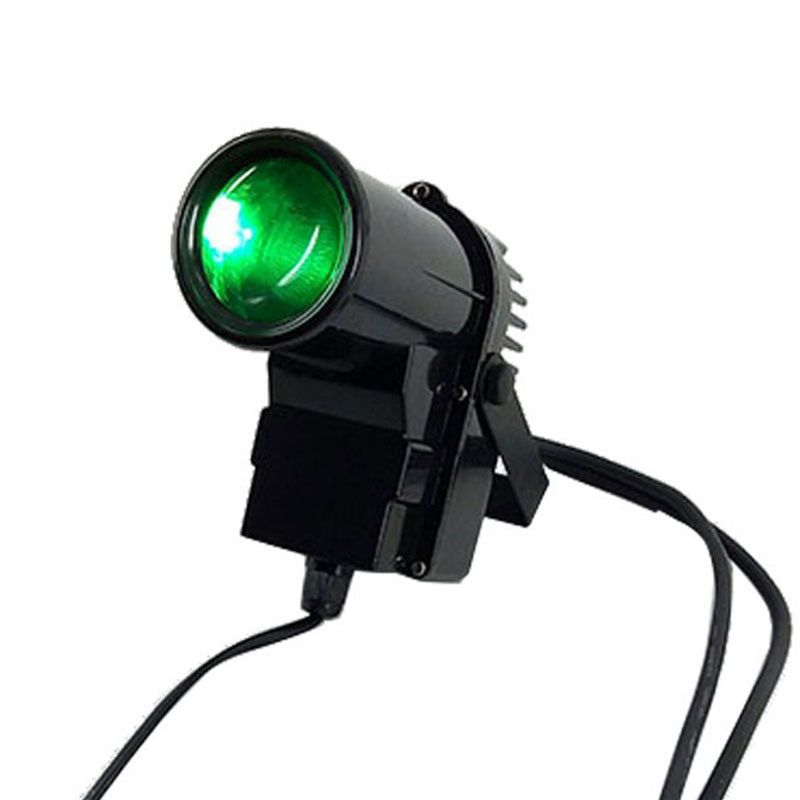 The Lastest 10W Spotlight LED RGBW 4in1 led pin spot Beam lights for Mirror Ball For Disco DJ Party Event Live Show