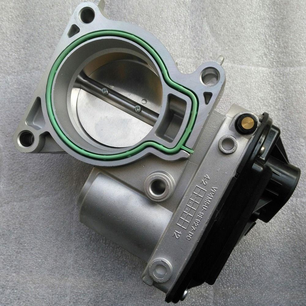 60mm 1556736 VP4M5U9E927DC 4M5GFA fits to Ford fiesta st 150 enlarged electronic throttle body