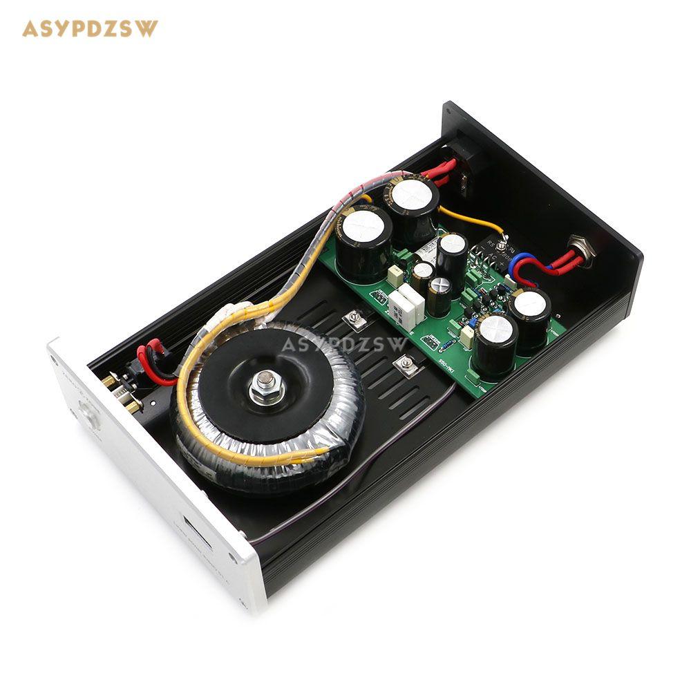 LPS-50-MKI HIFI 50VA Low noise linear power supply 50W LPS DC5V 9V 12V 15V 16V 18V 24V for choose