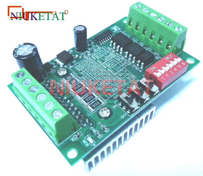 TB6560 3A Stepper motor drives CNC stepper motor board Single axis controller 10 files motor controller board New TB6560AHQ