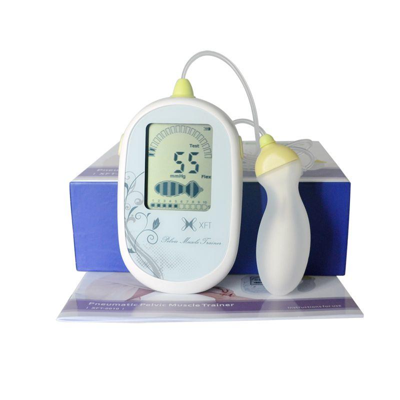 New Health Care Tens Kegel Exerciser Vaginal Massage Machine Pelvic Floor Trainer Vaginal Stimulator Device Gift For Women