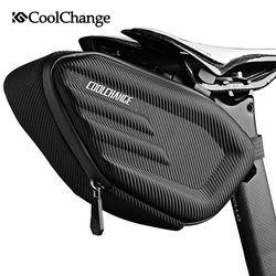 Coolchange для велосипедов седельная сумка Водонепроницаемый MTB задняя Сумка для велосипеда светоотражающие Велосипедное Заднее Сиденье Хвост ...