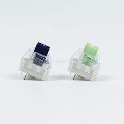 Kailh Kotak Angkatan Laut Jade Maria Punya Sedikit Switch Box IP56 Tahan Air untuk Mekanik Keyboard Kompatibel Cherry MX Switch 3pin