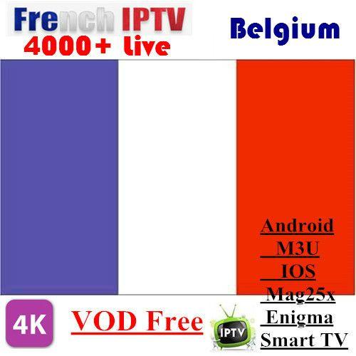 Français IPTV belgique IPTV SUNATV arabe IPTV néerlandais IPTV prend en charge Android m3u enigma2 mag250 TVIP 5000 + en direct et Vod pris en charge.