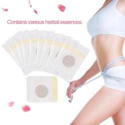40 Pcs Tradisional Obat Cina Stiker Pusar Menurunkan Berat Badan Pembakaran Lemak Patch Hot Tubuh Membentuk Perut Perut Pelangsing Patch