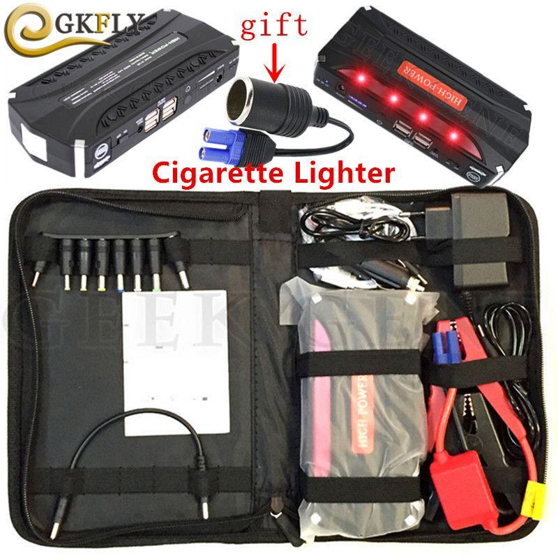 High Capacity Starting Device 12V 600A Portable Car Starter For Car Battery Booster Petrol Diesel Car Charger Jumper Starter CE