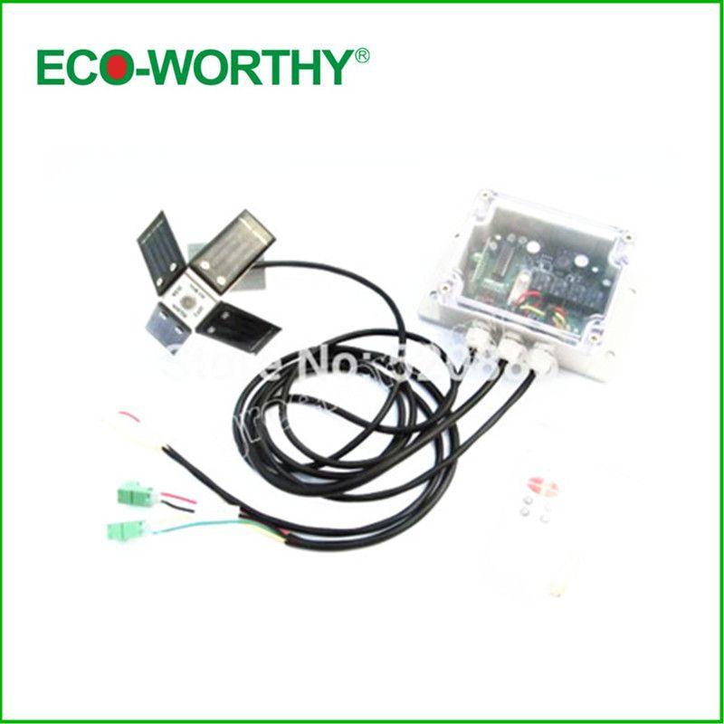 Solar tracker tracking-linearantrieb controller für solarpanel verwendung